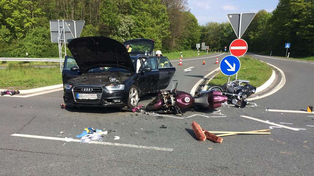 Unfall A44 Kassel Heute
