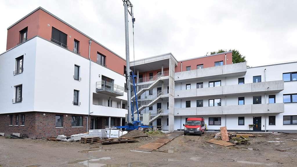 U201eHaus Für Alleu201c Trotz Letzter Baustellen Schon Voller Leben