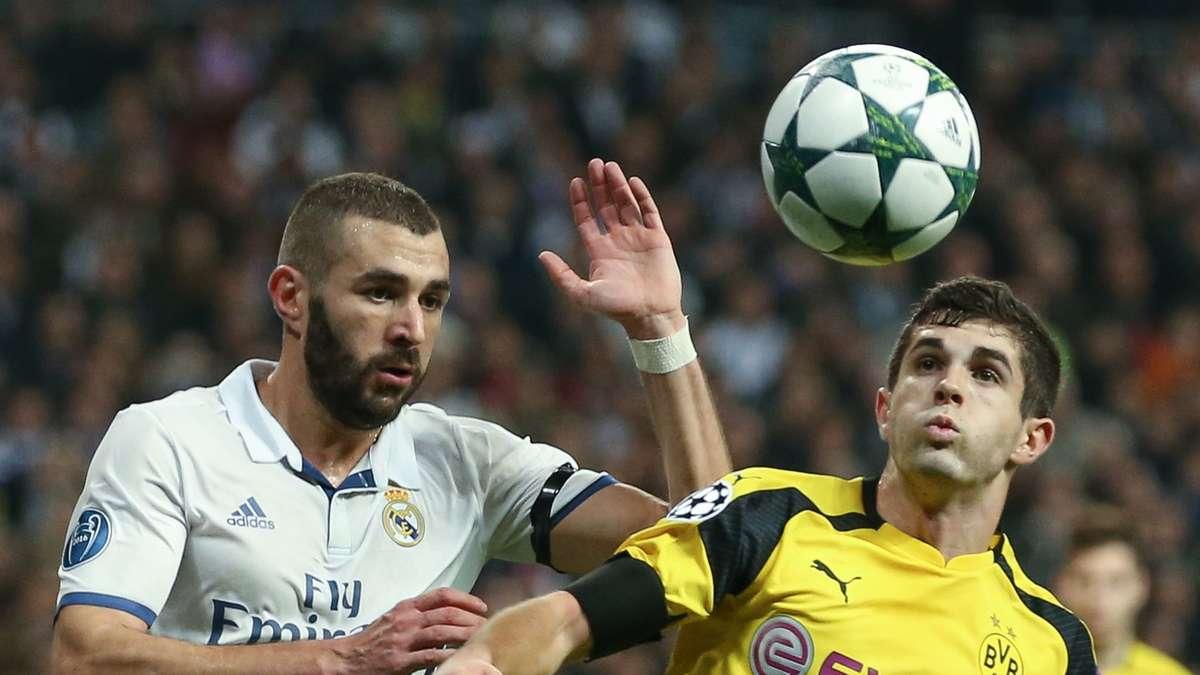 Vor Madrid-Partie: Mix aus Druck und Vorfreude beim BVB