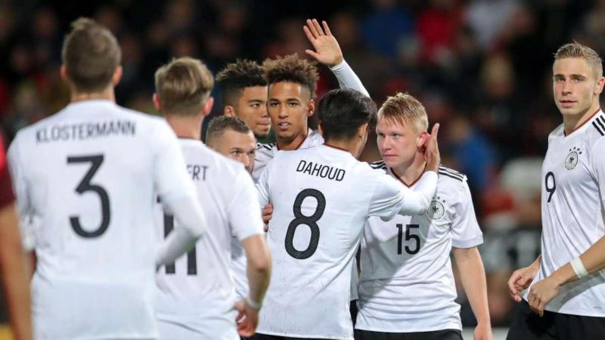 Fußball Deutschland Gegen Aserbaidschan