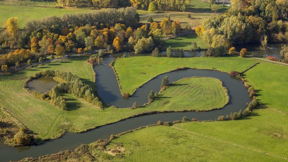 Lippe ist Fluss plusieurs Jahres: Das bedeutet die Auszeichnung für die Region