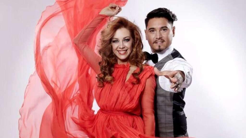 Lets Dance Tänzer Oana Nechiti Und Erich Klann Beim Tanzball In