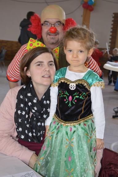 Kinderkarneval in Sönnern