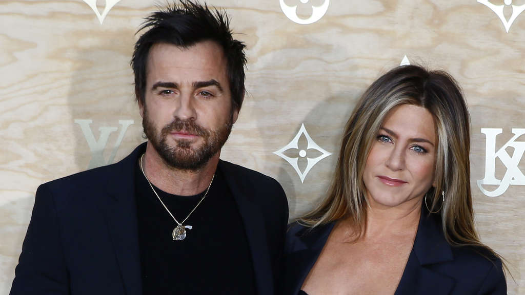 Jennifer Aniston und Justin Theroux.