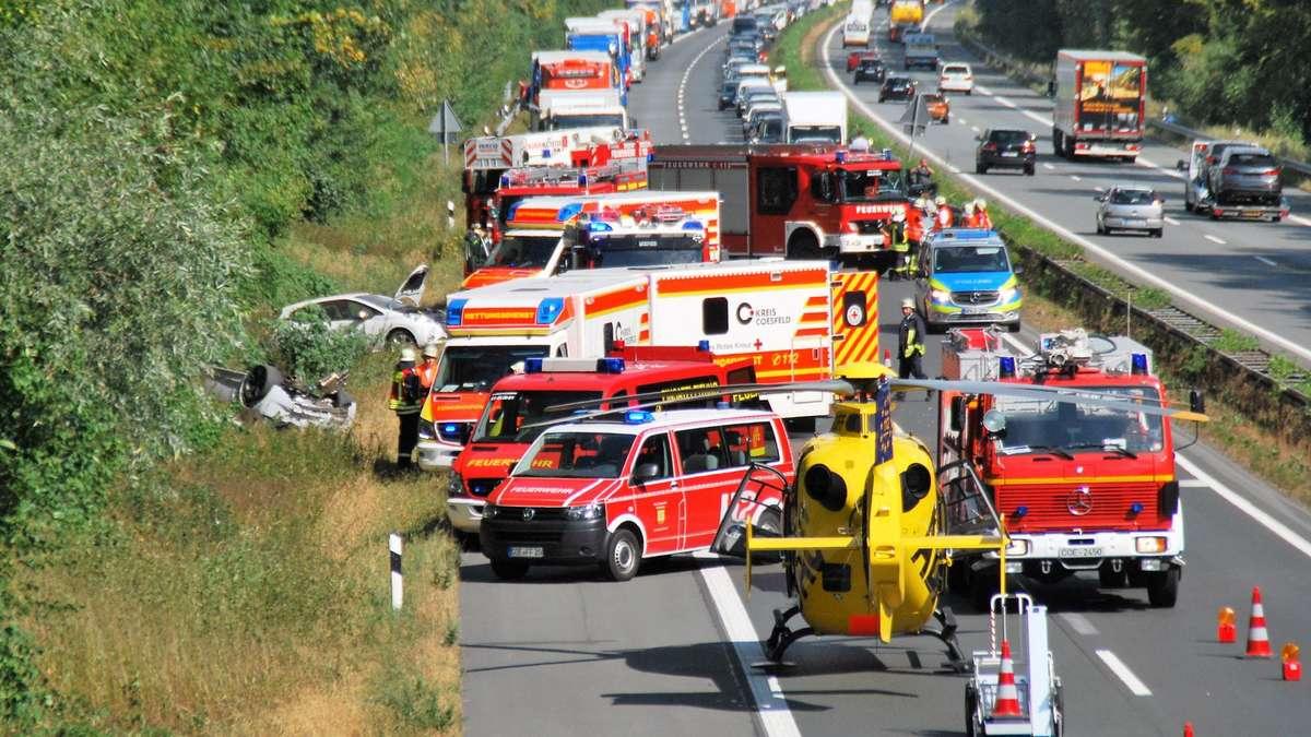 Unfall Köln Heute Autobahn