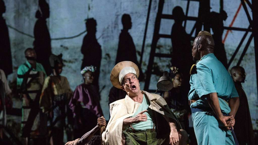"Ruhrtriennale startet mit William Kentrigdes ""The Head and the Load"""
