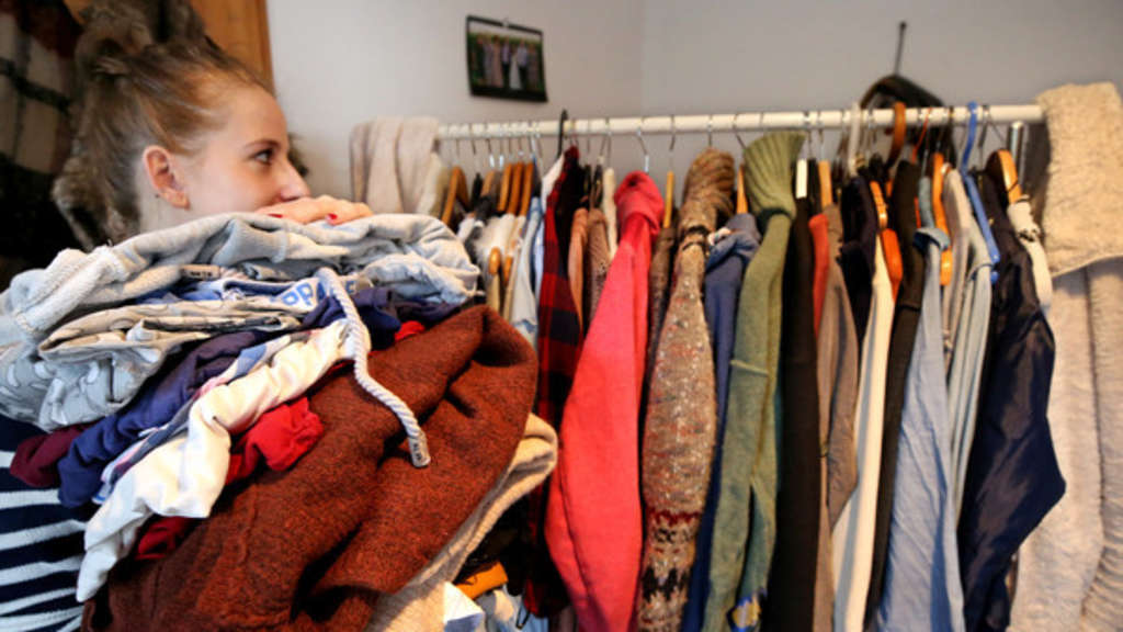 w sche sortieren so vermeiden sie verf rbungen co beim waschen wohnen. Black Bedroom Furniture Sets. Home Design Ideas