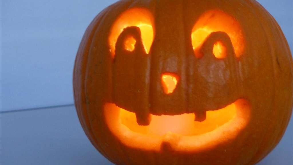 Schaurige Herbstdekoration So Gelingt Der Perfekte Halloween Kurbis
