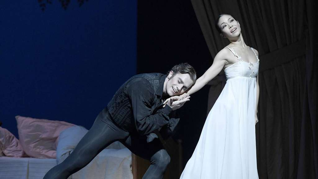 """Onegin"" am Aalto Theater Essen"
