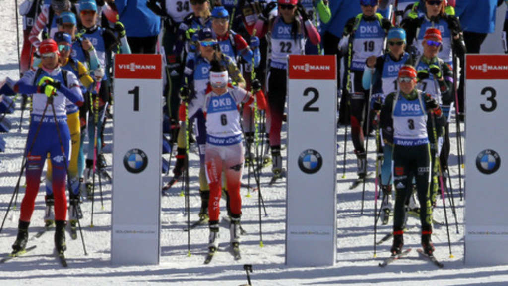 Biathlon-Weltcup in Salt Lake City