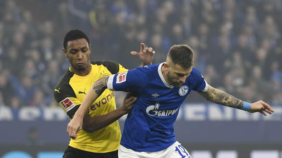 Schalke Dortmund Ticker