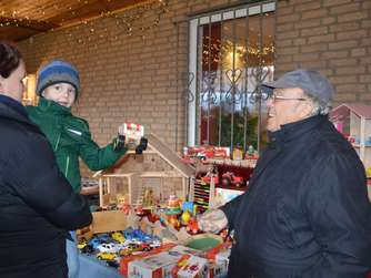 Adventsmarkt in Westönnen