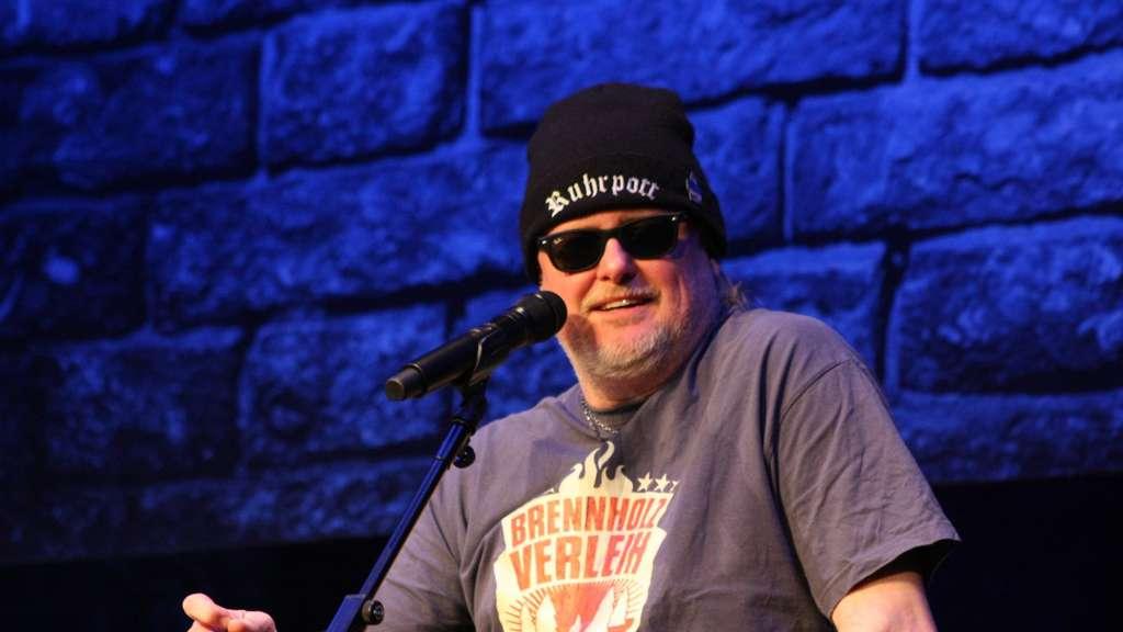 Comedian Markus Krebs Im Februar Zu Gast In Der Stadthalle Werl Werl