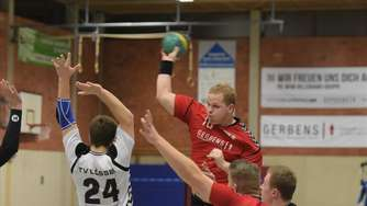 Handball-Herren: TV Wickede-TV Lössel 26:24