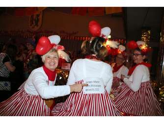 Weiberkarneval in Körbecke
