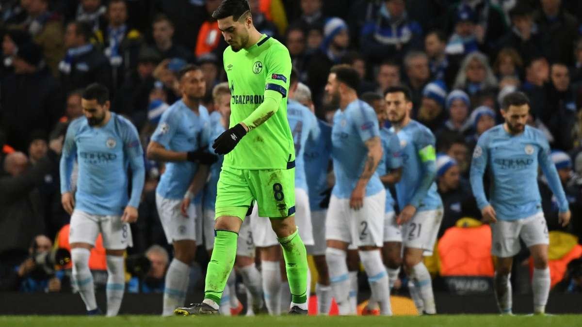 Schalke Gegen Man City