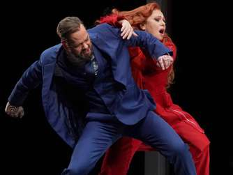 "Aribert Reimanns ""Medea"" am Aalto-Theater Essen"