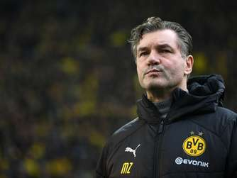 Dortmunds Sportdirektor Zorc: