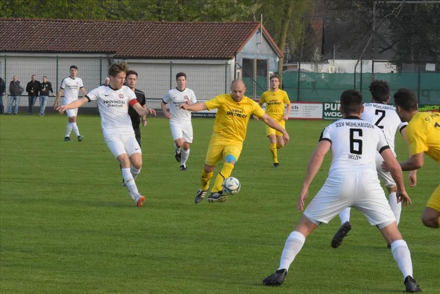 Fußball Mühlhausen