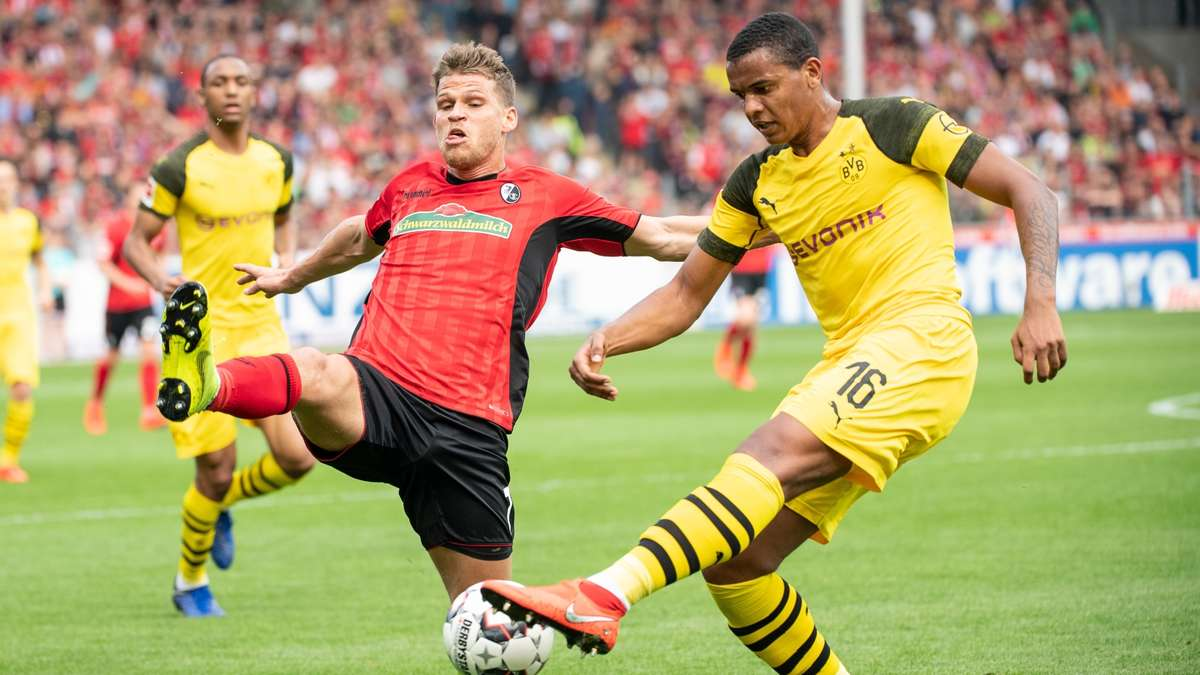 BoruГџia Dortmund Sc Freiburg