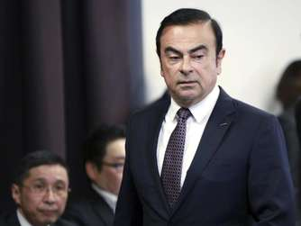 Erneut Anklage gegen Ex-Nissan-Chef Ghosn in Japan