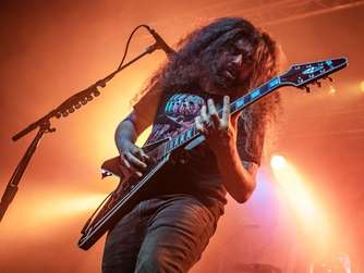 Konzert von Coheed and Cambria in Köln