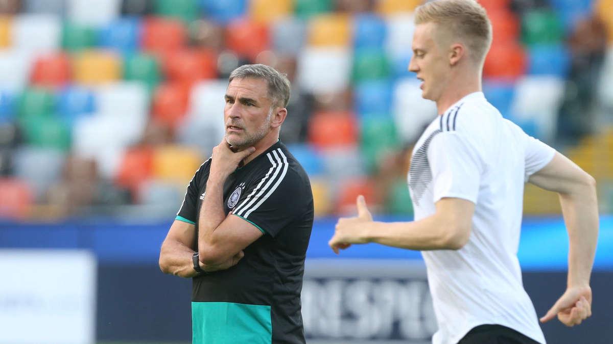 U21 Deutschland Trainer