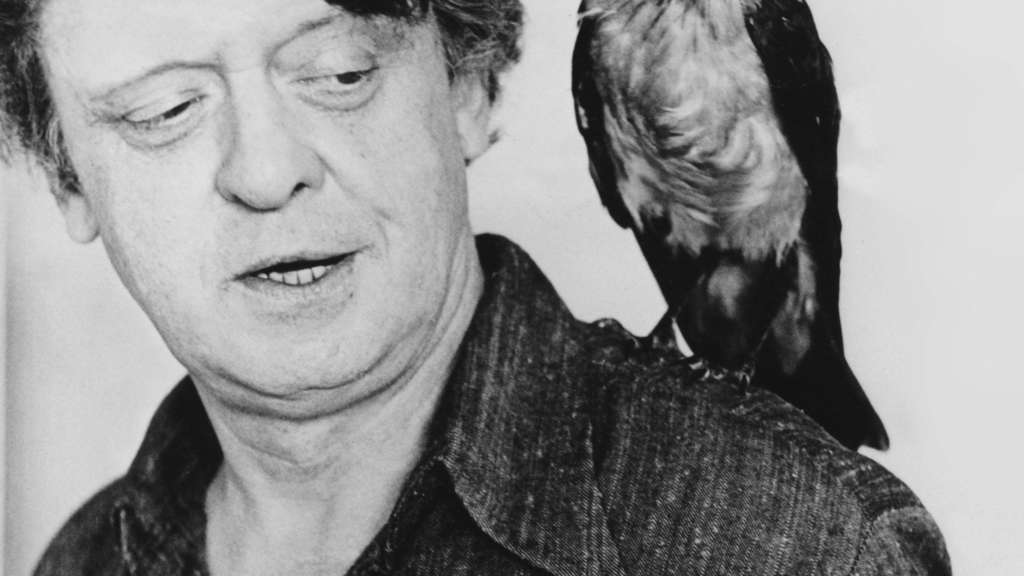 Anthony Burgess Foto: International Anthony Burgess Foundation