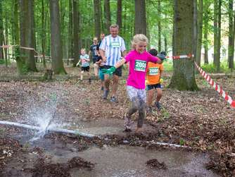 Kids-Mudder am Möhnesee