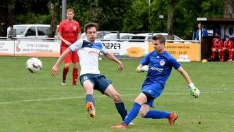 Fussball Bezirksliga 7 Julius Lohmann Sieht Bei Sonnerns 0 3