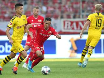 BVB-Blamage bei Union Berlin