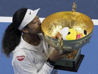 Japans Tennis-Ass Osaka triumphiert in Peking