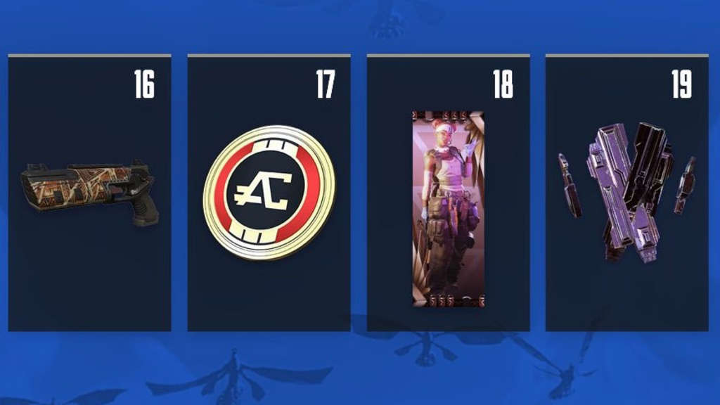 Saisonales Rangsystem in Apex Legends