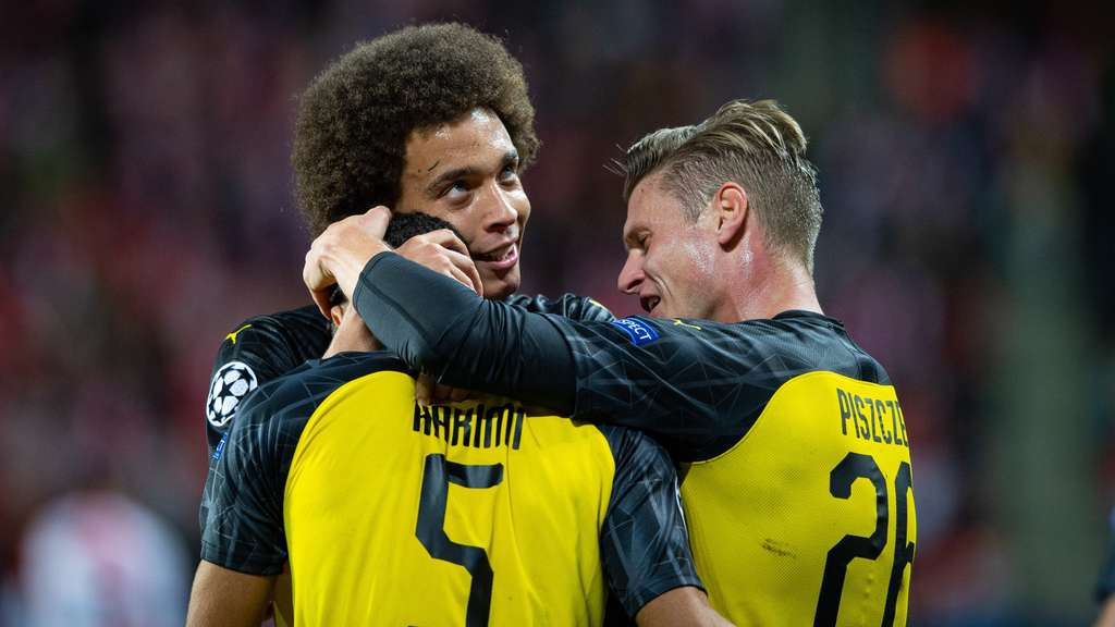 Champions League: Inter Mailand - Borussia Dortmund live im TV, Live-Stream und Live-Ticker