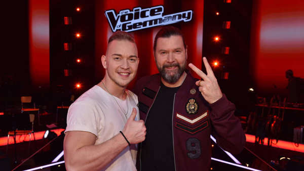 """The Voice of Germany"": Mit diesem Mega-Star singt Erwin Kintop im Finale!"