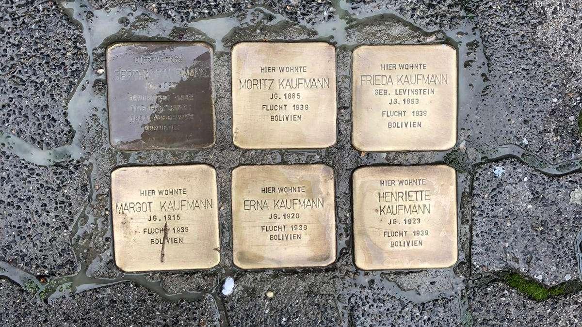 Auch in Warstein wurden Juden deportiert: Gegen das Vergessen wird geputzt - und jeder darf mitmachen! | Warstein - Soester Anzeiger