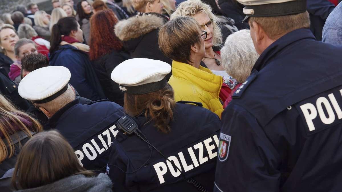 Polizei zieht Kirmes-Bilanz in Soest: Deutlich mehr Festnahmen als sonst | Soest - Soester Anzeiger