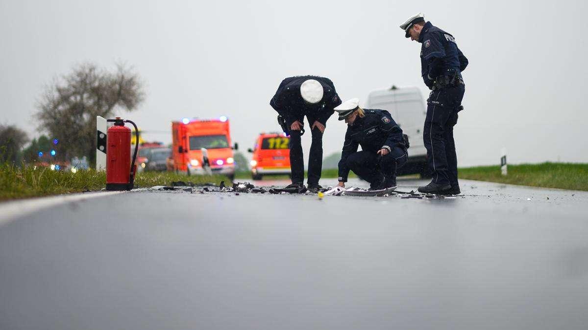 34-Jähriger bei Unfall in Geseke verletzt: Autos krachen aufeinander | Kreis und Region - soester-anzeiger.de