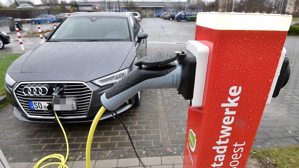 Soest: 12 neue Säulen für E-Autos in 2020 | Soest - soester-anzeiger.de