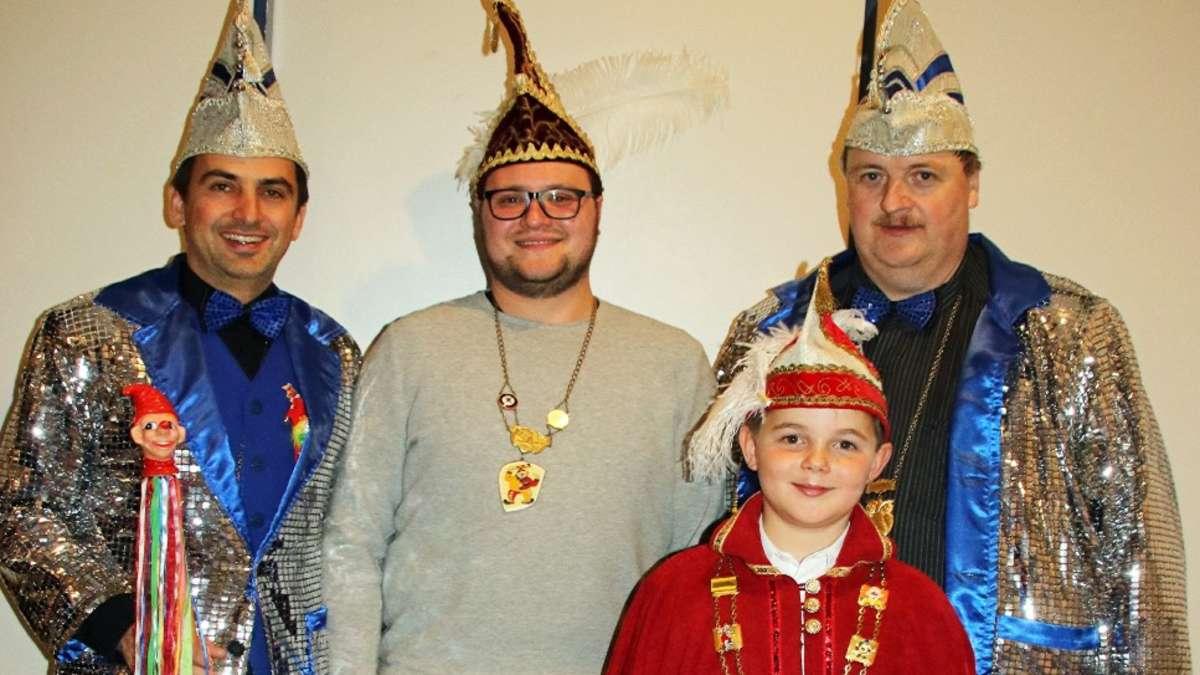 Philipp und Magnus regieren als Prinzen in Höingen | Ense - Soester Anzeiger