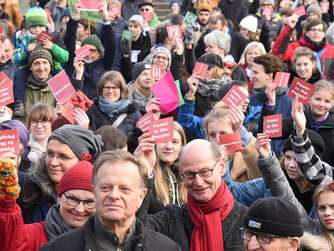 Fridays for future -Streik in Soest