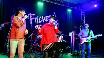 Konzert von Fischers Friends in Werl