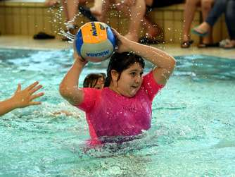 Aquaball-Champions-Tour in Soest