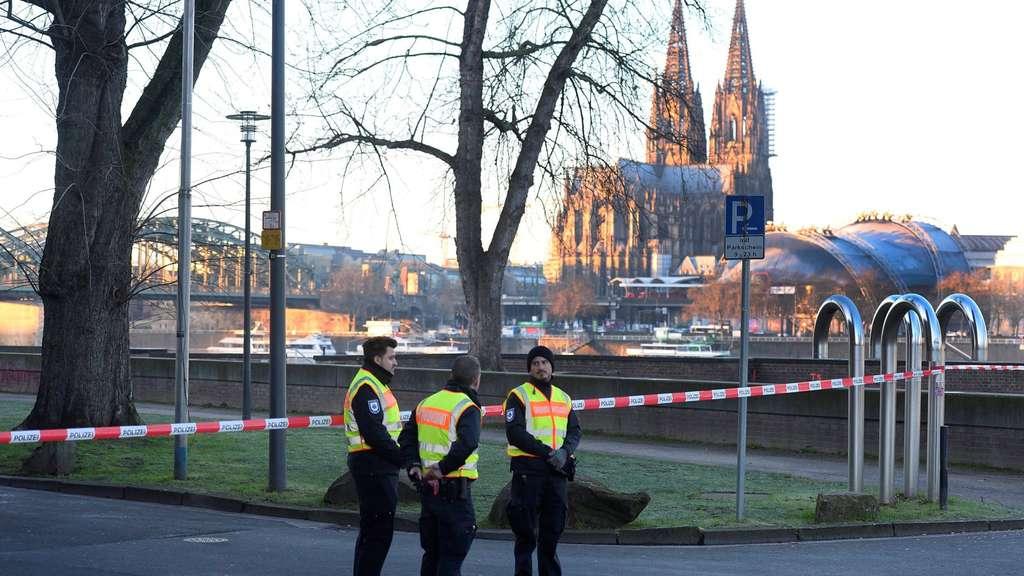 Köln Evakuierung