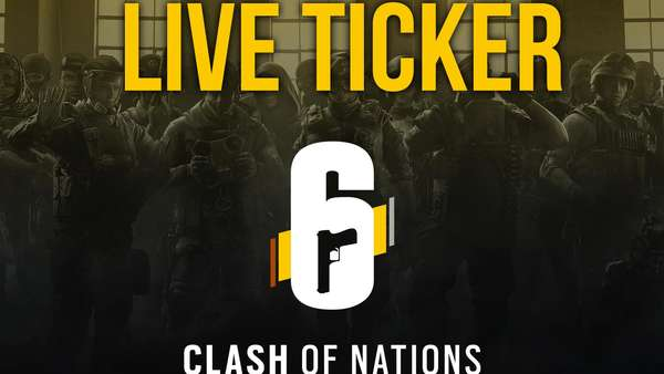 Rainbow Six Siege Clash of Nations Finale: Live Ticker - Orgless vs MyInsanity 1:0