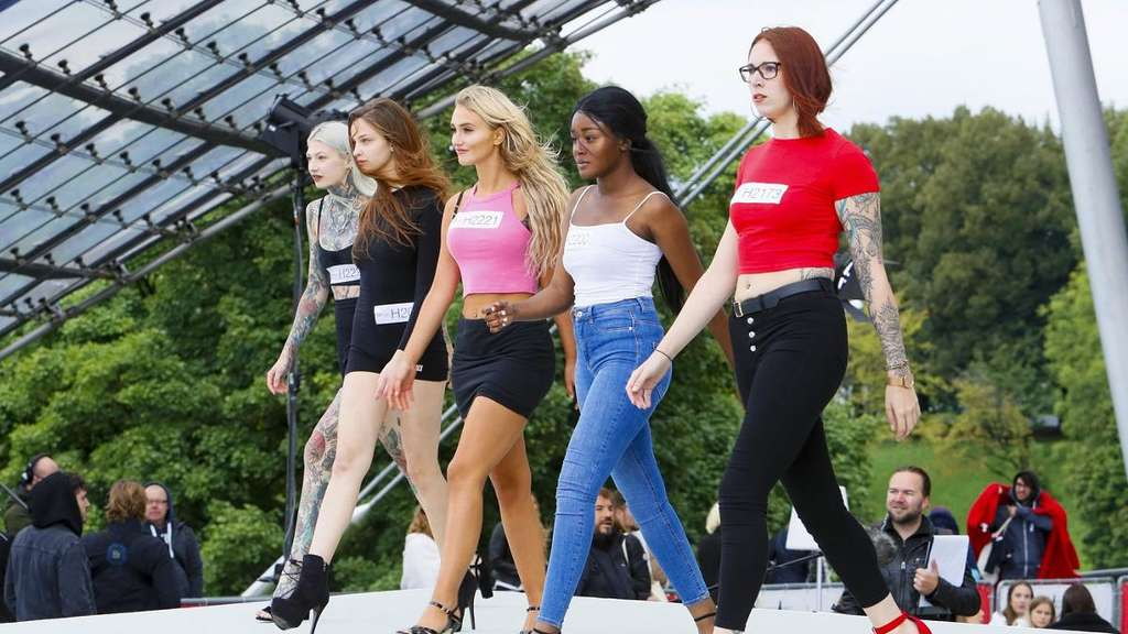 Die neue Staffel Germany's next Topmodel