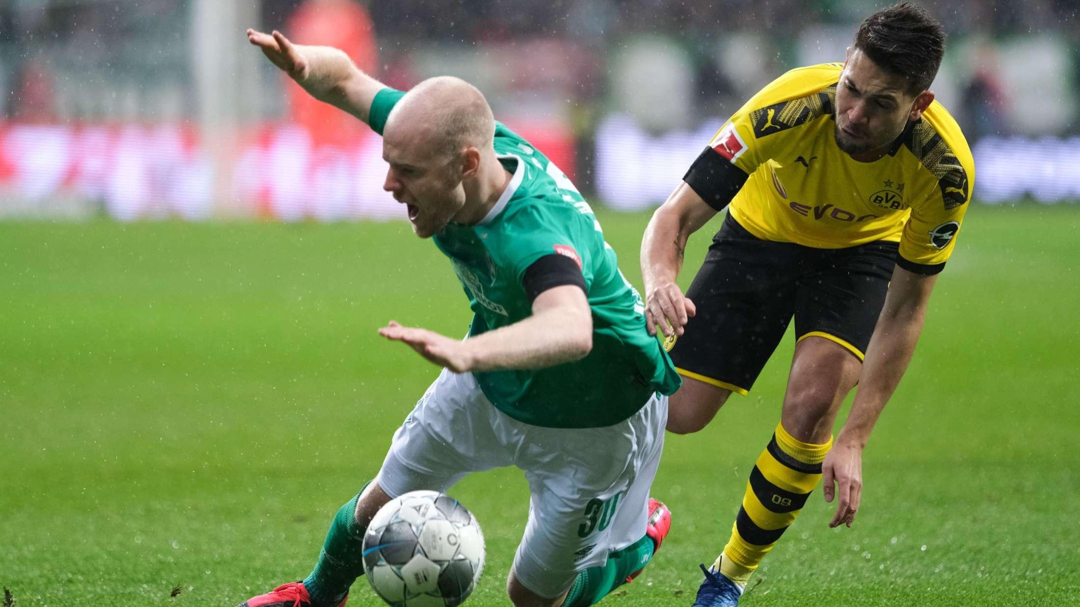 Spieltage Werder Bremen
