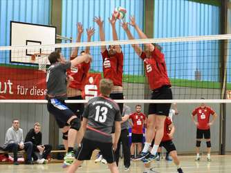 Volleyball-Verbandsliga: Soester TV - SG Levern-Rahden 3:0