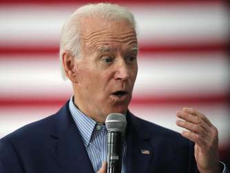 Joe Biden in Umfrage Favorit bei Vorwahlen in South Carolina