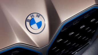 2 ST/ÜCKE F/ür Mustang Coyote GT5.0 Benutzerdefinierte Metall Frontgrill Kotfl/ügel Hinten Abzeichen Emblem Blau